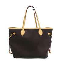 lederhandtaschen großhandel-Designer-Handtaschen NEVER FULL PU-Leder Damenhandtasche Modetaschen Composite-Modetaschen Tasche LoVely Designer-Taschen