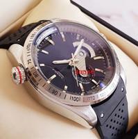 mekanik askeri saatler toptan satış-Yeni İsviçre marka ETIKETI erkek Izle F1 Lüks Moda Erkek Askeri Saatler Otomatik Mekanik İzle Relogio Caliber RS 36 Spor Saatı