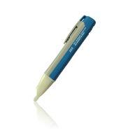 medidor de amplificador de voltagem venda por atacado-Caneta Detector de Tensão AC Não-Contato Caneta Testador de Sensor Elétrico 90 ~ 1000 V AC Detector Testador de Tensão Ao Vivo 968 com luz LED