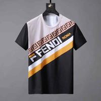 93b9477d24 CHYMedusaT-Camisas Nova Primavera Homens Moda Buraco Design de Manga Curta  SlimMens marca preto t camisas de algodão de luxo de manga curta t camisa  dos ...