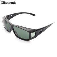 Wholesale sunglasses high quality price resale online - Glitztxunk Polarized Sunglasses Men Women Brand Designer Sun Glasses High Quality Lower Price Eyewear Black Goggles UV400