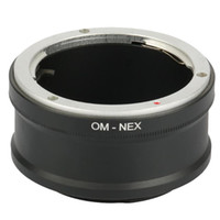 Wholesale nex cameras for sale - Group buy High Precision For Olympus Om Screw Mount Lens To Nex E Mount Adapter Camera Body For Nex3 Nex5 N R Nex6 Nex7 Nexc3