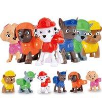 yetişkin bebek küçük toptan satış-Yeni Moda Çocuk Yetişkinler Unisex Oyuncaklar Sevimli Şekil Küçük Modeli Guardians Doll Moda Çocuk Modeli Bebek