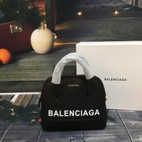 mini bolsa de cor branca venda por atacado-Bolsas de grife de alta qualidade mulheres genuínas epies de couro alma saco BB 18 cm bolsa bolsa de ombro bolsa tote