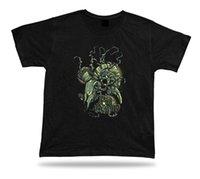анти-рог оптовых-Я Thorny Horn Skeletal RAM темная футболка дизайн специальный подарок на день рождения одежда Смешная бесплатная доставка Унисекс вскользь футболка топ
