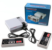 Wholesale video games sell resale online - Hot selling Mini Video Handheld Video Game Console Can Store Game console