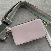 Wholesale color bronze resale online - Camera bag new style single shoulder straddling trend women s bag