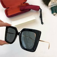 Wholesale fashionable sunglasses resale online - Fashionable popular sunglasses classic square frame top quality simple and generous style protection eyewear with box