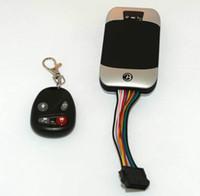ingrosso tracker coban-Dispositivi di tracciamento Gprs Gps Gps GPS Tracker Gps303g in tempo reale per auto Dispositivi di tracciamento Spedizione gratuita