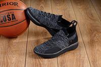 tamaño de los zapatos durant kevin al por mayor-Nuevo KD 11 EP Zapatillas de baloncesto blancas de Oano ICE de paranoico rosado de la espuma Original Kevin Durant XI KD11 Zapatillas de deporte para hombre al aire libre Tamaño 7-12
