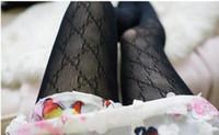 frauen winter strumpfhosen socken großhandel-Freies Verschiffen gc keine Kastefrauen Strumpfhosenart und weiselogo Strumpfhosen reizvolle dünne silk Strümpfe des Sommersträgers des weiblichen Sommer reizvolle Söckenspitzesocken