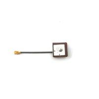 anten kurmak toptan satış-3 cm 1 Nesil IPEX 12 * 12 * 2mm Seramik Parça 28db Yüksek Kazanç GPS Dahili Aktif Anten BT-12B