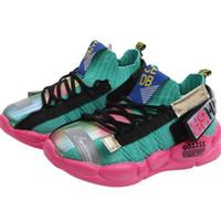 Wholesale handmade shoes children for sale - Group buy SKHEK Spring New Brand Kids Shoes Boys Sneakers Handmade Slip On Boys Shoes Girls Sneakers Casual Sports Children