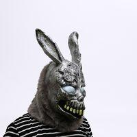 ingrosso animali di maschera di fauna del fumetto-Cartoon Animal maschera Donnie Darko FRANK forniture costume cosplay Halloween Party Maks