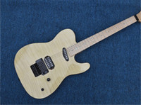 Wholesale custom made electric guitars for sale - New quality TL electric guitar black accessories custom made