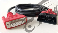 autel airbag kia großhandel-100% Original für Autel Maxidas TS508 Hauptkabel OBDII TS508 Testkabel für Diagnose-Tools 508 OBD 2 Kabel