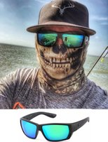 sürücü p toptan satış-YENI 580 P Funa Alley Polarize Fabrika Costa Fiyat TR90 Çerçeve Polarize Güneş Gözlüğü Erkekler Sürüş Gözlük Kaplama Siyah Spor Güneş Gözlüğü 5 ADET