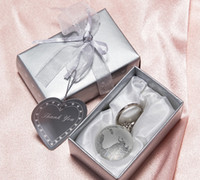 Wholesale crystal wedding giveaways resale online - 3D Globe Crystal Globe Keychain Wedding Gift For Men Artificial Crystal Ball Keychain Party Favor Giveaways for Guests W8874
