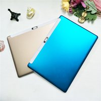 Wholesale 10 Inch Quad Core G G Android WiFi Tablet PC Dual SIM mah IPS Bluetooth MKT6580 G Call Phone Tablet GIfts