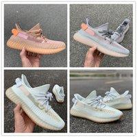 zapatillas de primavera para hombre al por mayor-Clay Hyperspace True Form Zapatillas de running 2019 Especial de primavera Colección Kanye West Hombre Zapatillas deportivas para hombre