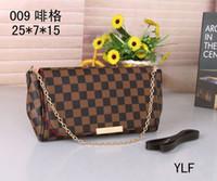 Wholesale high design wallets resale online - high quality Luxury messenger bag Designer design Women s chain shoulder bag Small backpack wallet Fashion bag Small V package
