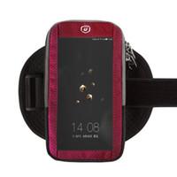 su geçirmez cep telefonu aksesuarları toptan satış-Erkekler Kadınlar Koşu Çanta Dokunmatik Ekran Cep Telefonu Arms Çanta Su Geçirmez Naylon Torba Spor Ekipmanları Koşu Çalıştırmak Aksesuarları