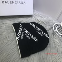 Wholesale beanie for sale for sale - Group buy Top Sale brand BEANIE knitted hat classical sports skull caps winter hats for women casual outdoor black beanies
