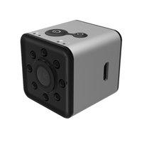 câmeras digitais venda por atacado-SQ13 Câmera Digital 4K Wifi À Prova D 'Água Da Câmera 1080 P HD Gravador de Vídeo de Detecção Noite Infravermelha Mini Câmera de Rotação de 155 Graus atacado