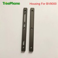 handygehäuse großhandel-Gehäuse Für Blackview BV9000 Handy Seite Metallrahmen Gehäuse Für BV9000 Pro Reparatur Zubehörteile