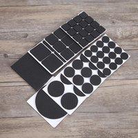 Wholesale rug padding resale online - Self Adhesive Furniture Leg Feet Rug Felt Pads EVA Anti Slip Mat Bumper Damper For Chair Table Protector Hardware Party Favor LJJA4062