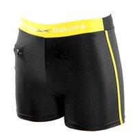 troncos de natação para adultos venda por atacado-troncos de natação dos homens boxer briefs shorts de natação troncos dos homens adulto boxer shorts