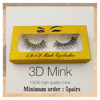 Wholesale label makeup for sale - Group buy D mm mm mm mm mm Mink Eyelashes Private Label makeup Fake Lashes Extension D mm False lashes Drop Ship Mixed