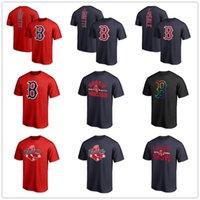 parte superior arqueada al por mayor-# 50 Mookie Betts Red Sox Camisetas de béisbol Camisetas de diseñador para hombre de Boston # 41 Chris Sale Victory Arch Camisas Fans Tops Camiseta impresa logotipos de la marca
