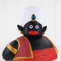 kits de anime al por mayor-1 unid 20 CM escala Anime pintado Mr Popo Dragon Ball Z PVC figura de acción ACGN figura Garaje Kit Juguete Y190529