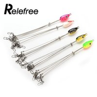 grupo de señuelos al por mayor-Relefree Umbrella Rig Bait Fishing Group Lure Leader 8.3