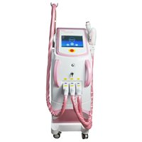 Wholesale yag hair removal laser system resale online - 2020 best selling shr rf opt ipl skin rejuvenation hair removal laser system with low price nm picosecond laser machine for tattoo remova