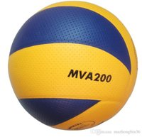 Wholesale volleyball ball for sale - Group buy Soft Touch Brand Molten Volleyball Ball Best Quality Panels Match Volleyball voleibol Facotry