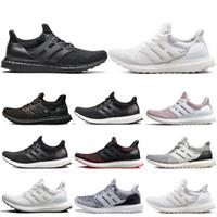 c3d6cb3de Adidas NMD boost 3.0 4.0 Venda direta ub 3.0 4.0 sapatilha das mulheres dos  homens tênis de corrida triplo preto branco CNY mens calçados esportivos  trainer ...