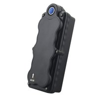 gps lityum piller toptan satış-TK20S GPS Araç Izci Araba Bulucu 20000 mAh Güneş Paneli ve Dahili Hareket Sensörü ile Şarj Edilebilir Lityum Pil