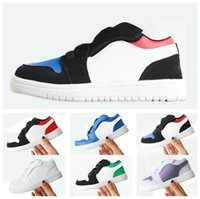 Wholesale light shoes for children for sale - Group buy Kids Jumpman s Low Boys Basketball Youth Children Girls Shoes Athletics Sneakers Running Shoe For Sports Torch Hare Game Court