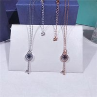Wholesale swarovski christmas gift resale online - Swarovski Crystal Evil eye Luxury Designer Jewelry Woman Necklace European Hot New Silver Necklace Christmas Party Jewelry Gift