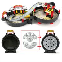 Wholesale roller assemblies for sale - Group buy DIY Assembly Spiral Roller Rail City Tyre Parking Toy Vehicle Layer Storey Vehicles Playset