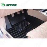 Wholesale 3d car floor mats resale online - 3D car floor mat for C Dodge JCUV foot mat car foot pad colors Left hand driver drop shipping