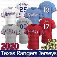 Wholesale baseball jerseys texas for sale - Group buy 2020 Texas Joey Gallo Rangers Jersey Shin Soo Choo Danny Santana Elvis Andrus Rougned Odor Nomar Mazara Delino DeShields Jerseys