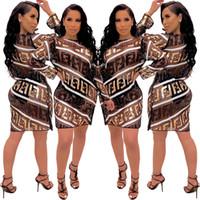 ingrosso vestito di modo della donna dell'europa-Esplosioni di nuova moda transfrontaliero caldo Europa e America prospettiva maglia femminile sexy paillettes T-shirt abito 604 H3245