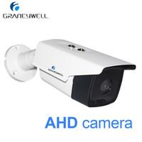 dvr vision nocturne en plein air achat en gros de-GRANEYWELL Caméra de surveillance IR Vision nocturne AHD CCTV 1080p Caméra Extérieure Imperméable Bullet Vidéo DVR Sécurité Caméra À La Maison
