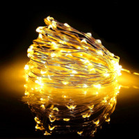 Wholesale wired marker for sale - Group buy 10m USB LED Strip String Lights Copper Wire String Light For Christmas Party Wedding Decor Holiday Outdoor Lights wedding party decor