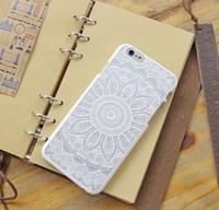 ingrosso famiglia di mele-Iphone7 Hand Shell Ultrathin Defense Fall Apple 6s Totem The Sun Flower Shell mano 6plus Nome Famiglia di Wind Shell