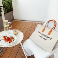ingrosso borse bianche per l'estate-Designer-NewFree trasporto nuove donne di marca M selma tote borse borsa PU cuoio bianco borsa estate spiaggia grande mogge