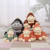 Wholesale king tv for sale - Group buy King Kong Plush Toy Chimpanzee Lovely Stuffed Doll Down Cotton Gift Childrens Day Kids Boy Girl Popular cc3 D1